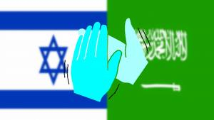 ISRAEL TO SAUDI ARABIA: 'ONE HAND CAN'T CLAP'