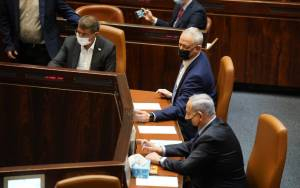 BLUE AND WHITE MINISTER: 'GOOD CHANCE' WE'LL VOTE TO DISSOLVE KNESSET NEXT WEEK