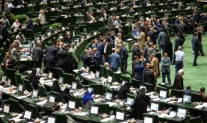 IRANIAN PARLIAMENT TO GOVERNMENT: SUSPEND NUCLEAR INSPECTIONS