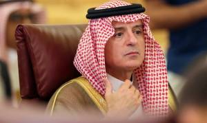 SAUDI MINISTER: IRAN DESPERATE TO BLAME US FOR ANYTHING NEGATIVE
