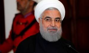 IRANIAN PRESIDENT: WE'VE MADE PROGRESS ON NUCLEAR PROGRAM
