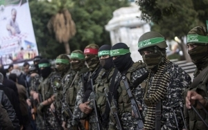 HAMAS CLAIMS IT FOILED ISRAELI ATTEMPT TO SPY ON MILITARY LEADER IN GAZA