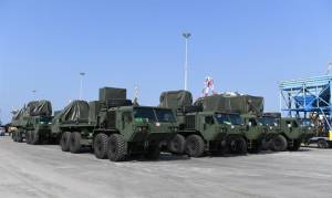 SECOND IRON DOME BATTERY DELIVERED TO US ARMY