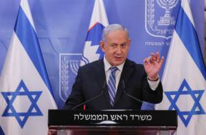 NETANYAHU: INCREASED ENRICHMENT SHOWS IRAN SEEKS NUCLEAR WEAPONS