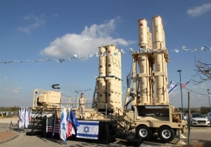 DAY AFTER CLASH WITH IRAN, ISRAEL TESTS ARROW-3 MISSILE DEFENSE SYSTEM