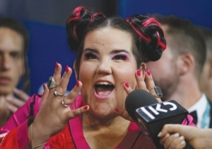 NO HOLDS BARRED: FRANCE TRIES TO HUMILIATE ISRAEL'S EUROVISION CHAMPION