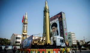 IRANIAN MINISTER: WE MAY PURSUE A NUCLEAR WEAPON
