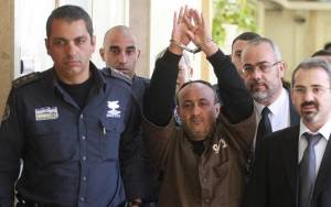 FROM ISRAELI PRISION, BARGHOUTI MULLS PRESIDENCY BID, TURNING UP HEAT ON ABBAS