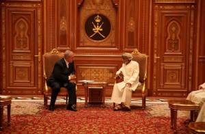 OMAN CONTENT WITH ISRAEL RELATIONSHIP, DESPITE ABRAHAM ACCORDS