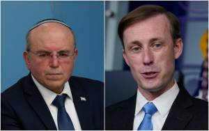ISRAELI, US NATIONAL SECURITY ADVISERS TALK IRAN IN 2ND PHONE CALL IN WEEKS