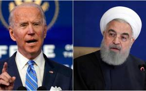 BIDEN COULD BE FORCED TO SHOW HIS HAND ON IRAN NUCLEAR DEAL IN NEXT 7 DAYS