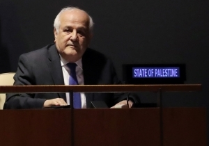Palestinians Push Back at Trump, Calls on UNSC to Grant Them Statehood