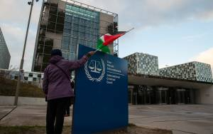 ICC GIVES ISRAEL A MONTH TO SEEK DEFERRAL OF WAR CRIMES PROBE