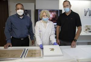 AMAZING ARCHAEOLOGICAL FIND: 2000-YEAR-OLD BIBLICAL SCROLL DISCOVERED IN ISRAEL