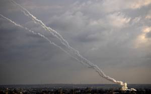 36 ROCKETS FIRED AT ISRAEL OVERNIGHT, IDF HITS GAZA TERROR TARGETS IN RESPONSE