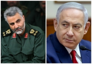 NETANYAHU TO IRANIAN GENERAL: WE WILL NOT STOP FIGHTING AS LONG AS I LEAD