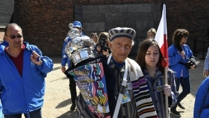 ON HOLOCAUST REMEMBRANCE DAY, ISRAELI SURVIVORS NUMBER JUST 212,000
