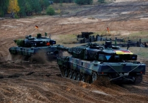Germany Considering Israeli Defense System to Protect Tanks from RPGs