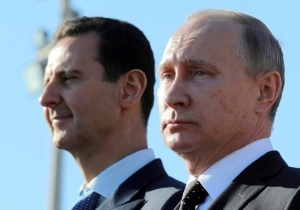 THE 'RUSSIAN BEAR'S' JUGGLING ACT IN SYRIA