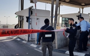 PALESTINIAN WOMAN TRIES TO STAB CHECKPOINT GUARD, IS SHOT DEAD - POLICE