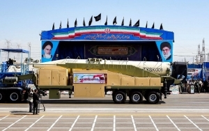 Iran Said to Put 'Guided Warheads' on Missiles that can Reach Israel