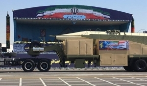 IRAN EQUIPS LONG-RANGE MISSILE WITH GUIDED WARHEADS (IRAN MEDIA)