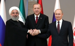 Turkey's Latest Comments on Syria Prove That Regional Peace Processes Are Superior to International Ones