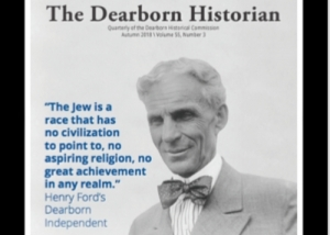 READ THE REPORT 'The Most Formidable Anti-Semite in American History'