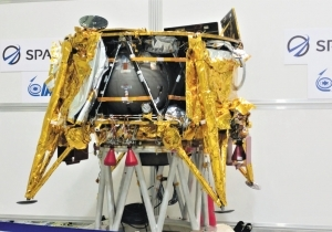 ISRAEL'S FIRST LUNAR SPACECRAFT EXPERIENCES TECHNICAL DIFFICULTIES