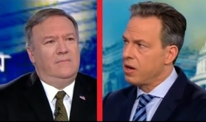 POMPEO ON ISRAELI ELECTIONS: US NOT GETTING 'INVOLVED'