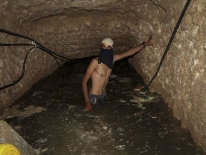 Gaza Tunnel Collapse Kills Hamas Terrorist