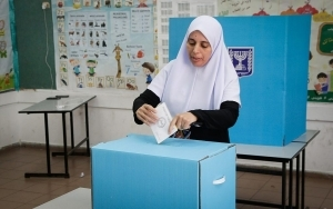 Poll: 73% of Arab Israelis Favor Joining Coalition; Voter Turnout on the Rise