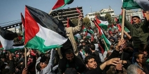 THE PEOPLE OF GAZA FINALLY RISE UP
