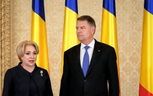 ROMANIAN PRESIDENT REBUFFS 'IGNORANT' PM OVER PLEDGE TO MOVE EMBASSY