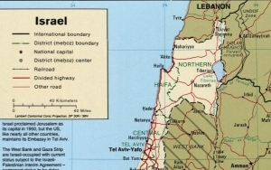 US REDRAWING OFFICIAL MAPS TO INCLUDE GOLAN AS PART OF ISRAEL