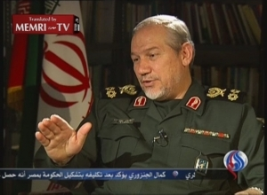 FORMER IRANIAN GUARDS COMMANDER: 'WAR IN MIDEAST WOULD CAUSE WORLDWIDE CRISIS'