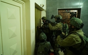 ISRAEL CONTINUES MANHUNT, BRACES FOR VIOLENCE AS HAMAS CALLS FOR