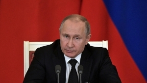 Putin Says US Decision on Golan Heights Violates UN Security Council Resolutions (Moscow Media)