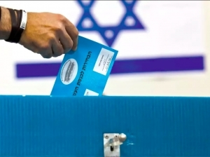 Election Day: Today Israel Decides—For Itself