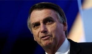BRAZILIAN PRESIDENT: I HAVEN'T CHANGED MY MIND ON EMBASSY