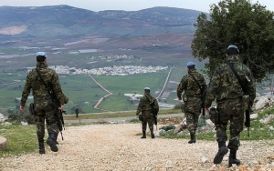 LEBANON SAYS GOLAN RECOGNITION UNDERCUTS ITS CLAIM TO DISPUTED LAND WITH ISRAEL