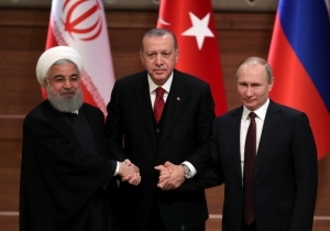 HOW TURKEY, IRAN AND RUSSIA WILL TRY TO AGREE ON EASTERN SYRIA
