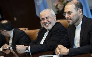In US, Zarif Offers Permanent Scrutiny of Nuclear Sites for Sanctions Relief