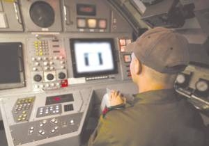 MILITARY AFFAIRS: THE SIMULATORS TRAINING THE NEXT GENERATION OF NAVY OFFICERS