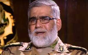 IRANIAN GENERAL SAYS POSSIBILITY OF GULF CONFLICT DECREASING