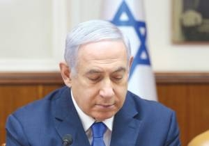 NETANYAHU HINTS AT APPLYING SOVEREIGNTY TO WEST BANK HOURS AFTER STABBING