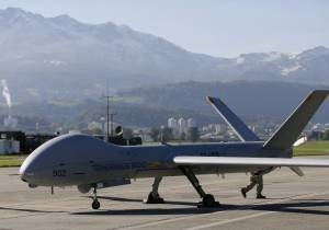 DRONES ARE ON EVERYONE'S MIND IN MIDDLE EAST ... by Seth J. Frantzman