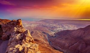 Coming Soon: New Route for Israel Trail in the Judean Desert
