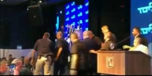 Israeli PM Netanyahu Rushed to Safety After Rocket Sirens Sound at Campaign Event in Ashdod