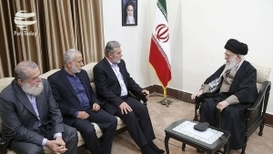 IRAN AND PALESTINIAN JIHAD DECIDE TO ADD IRAQI SHIITE MILITIAS AND HEZBOLLAH TO THE COMBINED GAZA TERRORIST COMMAND